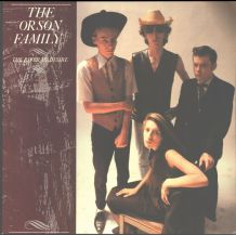 The Orson Family - The River Of desire 6-Track Mini Album